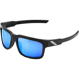 100% Type S HD Multilayer Mirror/Hiper Glasses Matte Black